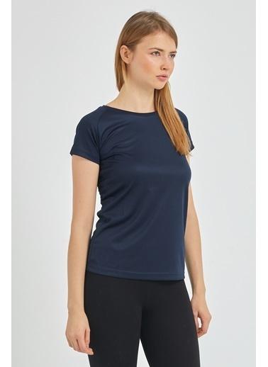 Slazenger Slazenger RELAX Kadın T-Shirt  Lacivert